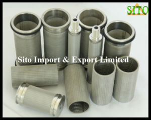 Sintered Filter 100 Micron Filter Wire Mesh pictures & photos
