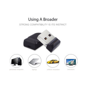 Free Customize Logo Mini USB 2.0 Flash Drive pictures & photos