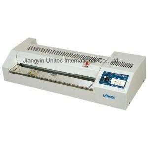 Popular Sale Dual Heat Pouch Laminator Lw-220/Lw-320 pictures & photos