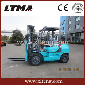 Ltma Brand 1.5 Ton-7 Ton Diesel Forklift Truck Specification pictures & photos