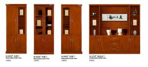 Modern Wooden Combination Bookcase Storage Office File Cabinet pictures & photos