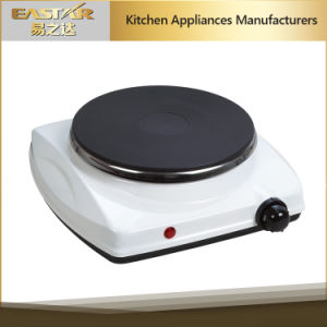 Ce A13 High Quality Compact Design Single Burner Electric Hot Plate pictures & photos