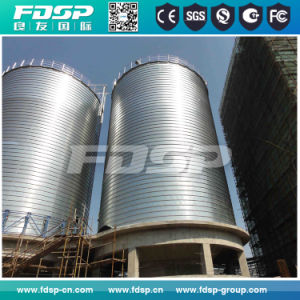 Vertical Cylinder Silo Upright Silo with Stiffener Plate Inside pictures & photos