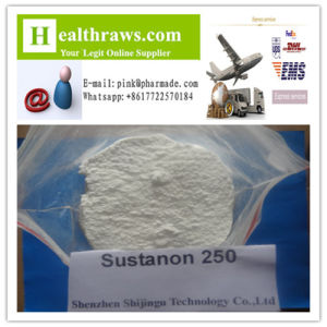 Anti-Estrogen Sustanon 250 Mass Muscle Gain Steroid Compound Powder pictures & photos