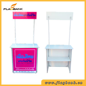 Advertising Pop up Counter Promotional Stands Displays Stand pictures & photos