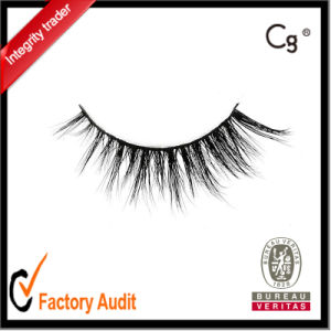 Manufactory for 100% Mink Lashes 3D Synthetic Eyelashes pictures & photos