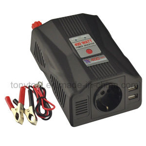 400W Portable DC to AC Power Inverter pictures & photos