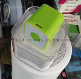 2016 New Square Small Mini Portable Bluetooth Speaker pictures & photos