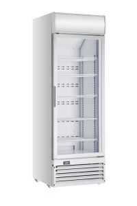 Single Door Display Freezer Upright Freezer