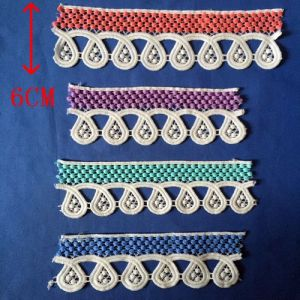 Lace, Garment Accessories Lace Crochet Woven Fabric Lace pictures & photos