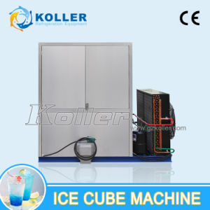 2 Tons/Day Semi-Packing Ice Cube Machine (CV2000) pictures & photos