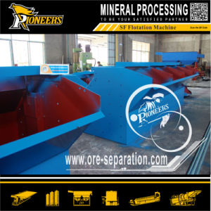 Copper Gold Lead Ore Flotation Machine Sf Benefication Plant Flotator pictures & photos