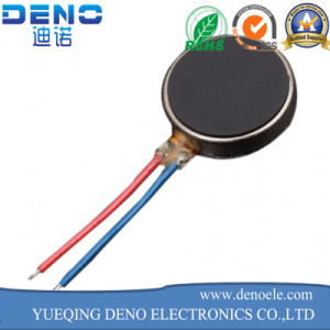 1.5V 3V Coreless and Ironless Micro DC Flat Motor for Pad Vibrating pictures & photos