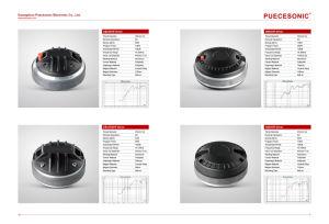 DE250 Professional Audio Hf Compression Driver PA Speaker Driver pictures & photos