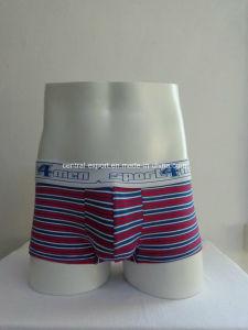 Fashion Cotton Men′s Boxer Short Men′s Brief Men Underwear pictures & photos