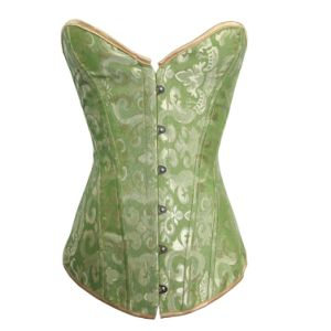 Lover-Beauty 12 Steel Bones Latex Sexy Lace Corset Lingerie and Bustiers pictures & photos