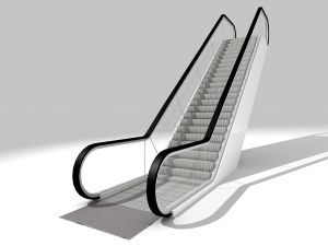 Vvvf Control Indoor Escalator -Public Transportation pictures & photos
