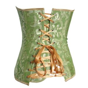 Lover-Beauty 12 Steel Bones Latex Sexy Lace Lingerie and Bustiers Corset pictures & photos
