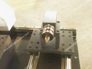 Woodworking Machinery CNC Router for Panel Board Column Carving pictures & photos