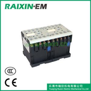 Raixin Cjx2-K0910n Cjx2-K0901n Interlocking Mini AC Contactor pictures & photos