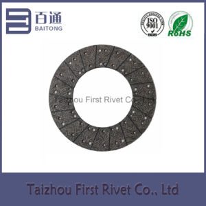 Model Fst008-2 Kevlar Series Clutch Facing for Overload Cars and Buses pictures & photos