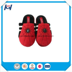 Cheap Wholesale Custom Logo Boys Bedroom Sleeping Slippers pictures & photos