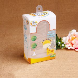 OEM disposable blister nipple baby product packaging box(PVC box) pictures & photos