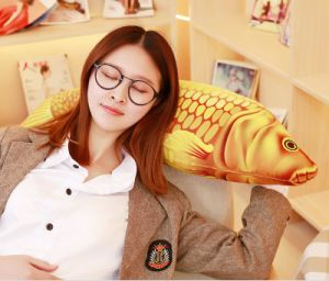 140cm Simulation Carp Plush Toy pictures & photos
