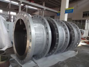 Dn1000-Pn40 Double Flanged Tilting Disc Check Valve pictures & photos