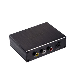AV+S-Video to HDMI Converter (support 1080P, 60Hz) pictures & photos