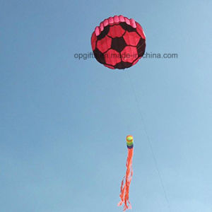 Outdoor Sports Football Beach Kite Frameless Soft with 30m Flying Line pictures & photos