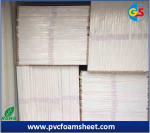 High Density PVC Celuka Board PVC Foam Sheet for Building Construction pictures & photos