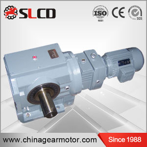 S Series Helical Worm Gearing Unit Gearboxes pictures & photos
