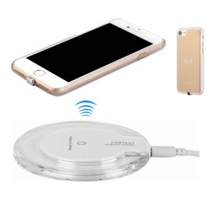Qi Wireless Wireless Receiver Case and Charging Pad Charger pictures & photos