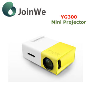 Yg300 Pico Pocket Projector HD 1080P Mini Projector Yg300 pictures & photos
