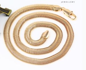 43085 Fashion Cool 18k Gold Snake Jewelry Necklace in Metal Alloy pictures & photos