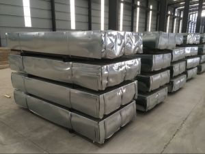 Good Sales Zinc Coating Metal Roof Sheet for Building pictures & photos