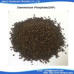 Factory Competitive Good Price DAP 99% Diammonium Phosphate 18-46-0 Fertilizer pictures & photos