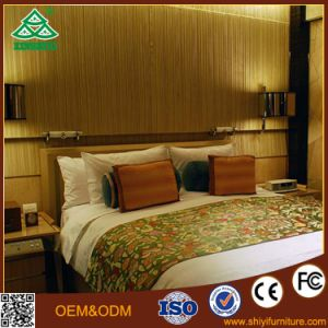 Home Furniture General Use and Rattan Material American Standard Bedroom Set pictures & photos