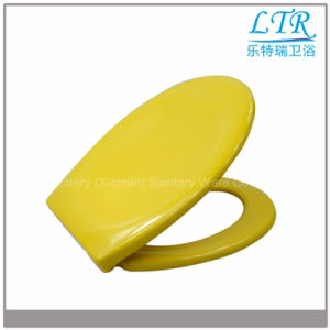 Sanitary Ware Duroplast Color Toilet Seat Cover pictures & photos