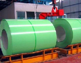 508~610mm Pre-Painted Galvanized / Galvalume Steel Coil pictures & photos