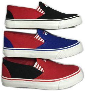 Adult Rubber Sole Canvas Shoe