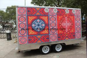 Yieson Custom Mobile Kebab Van pictures & photos
