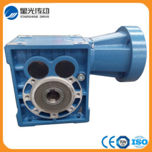 Hollow Shaft Helical Hypoid Spiral Bevel Reducer pictures & photos