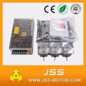 NEMA 23 Stepper Motor with Dual Shaft with Best Price pictures & photos