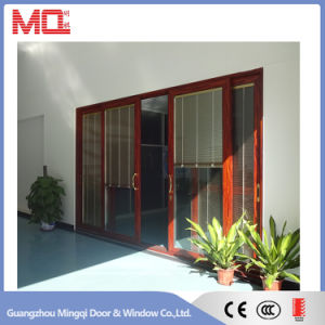 Interior Decorative Aluminum Sliding Door pictures & photos