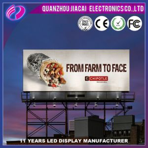 Video Display Function and Full Tube Chip Color Display Screen pictures & photos