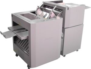 HS-CF650 Automatic Creaser and Half Folder Machine pictures & photos