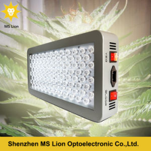 Two Switches 300W LED Grow Light for Veg Bloom