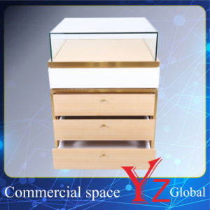 Display Cabinet (YZ161709) Stainless Steel Display Case Display Shelf Display Showcase Exhibition Cabinet Shop Counter pictures & photos